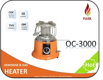OC-3000 China gas heater