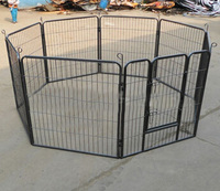 folding dog cage crate