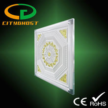 square 60x60 cm 602X602 mm 24w 30w 36w 48w 60w small round led flat panel lighting with epistar smd4014 ce rohs