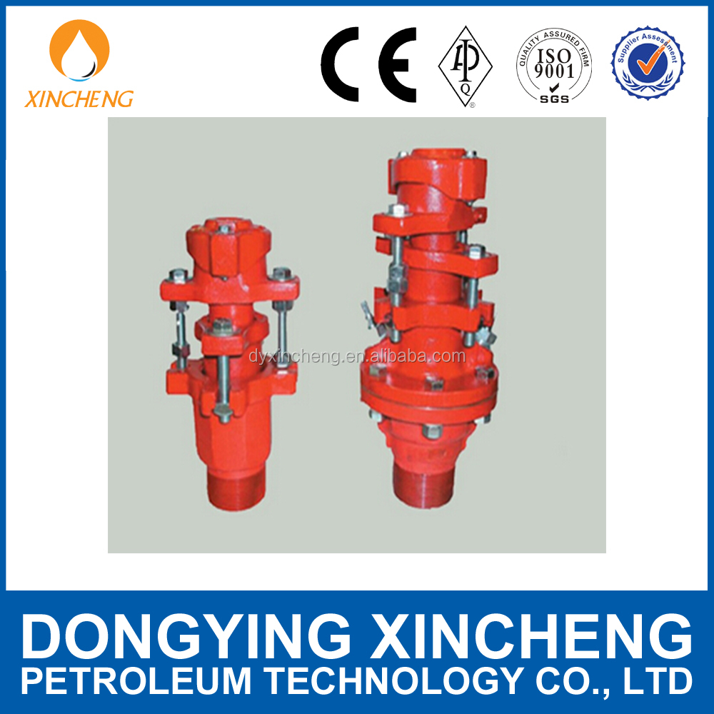 Polished Rod Double Packed Stuffing Boxes for Oil Field Equipment