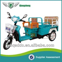 Best Good Supplier Battery Rickshaw 3 Wheel Trike Made In China