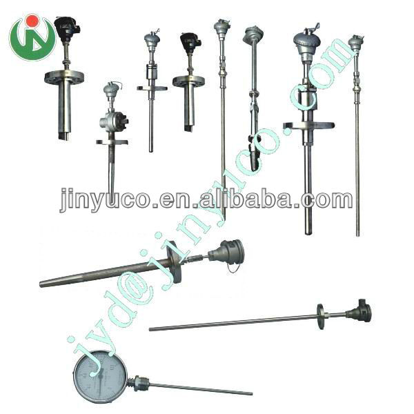 High temperature industry furnace parts k type thermocouple