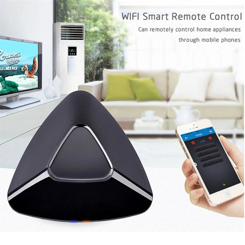 WiFi Smart Home Automatic Intelligent Universal Remote Controller Wireless Controller for iPhone Android