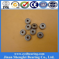 High quality low price hot sale high quality 525 zz minature bearing