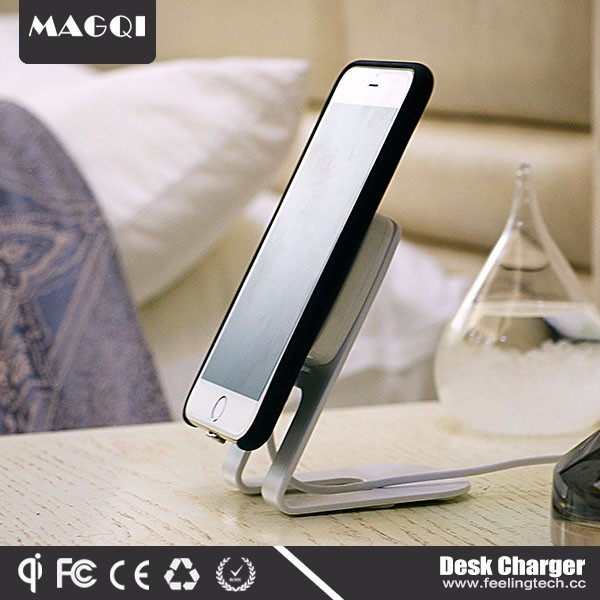 Top Sale Magnetic Wireless Recharging For Iphone Android