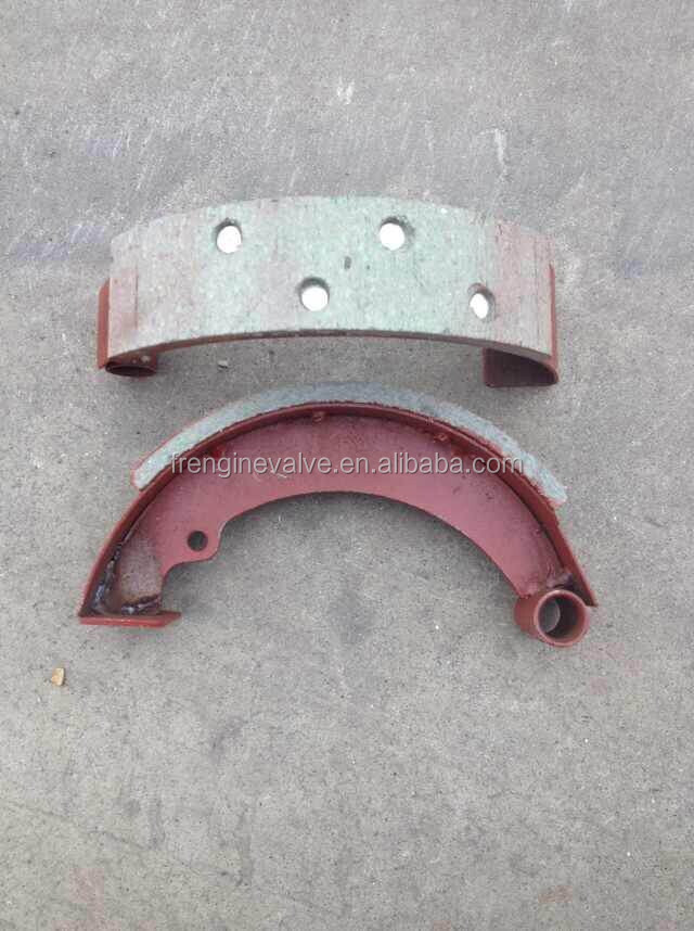 Chinese Motorcycle Brake Pads & Brake Shoes,Hebei Origin