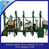 Anon20~30T complete rice milling unit