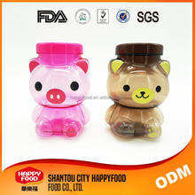 Cartoon Shape Mini Jelly Stick Sweets OEM Jelly