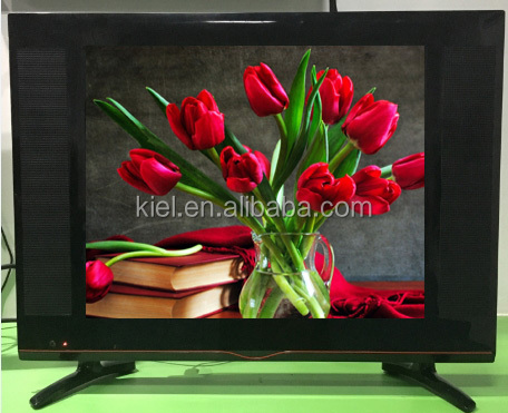 Promotion tv 17inch lcd tv television shenzhen factory for India television 17inch