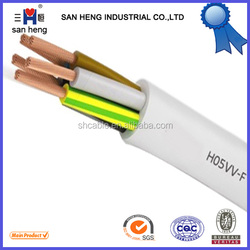 25mm electric wire and cable bare copper ground wire