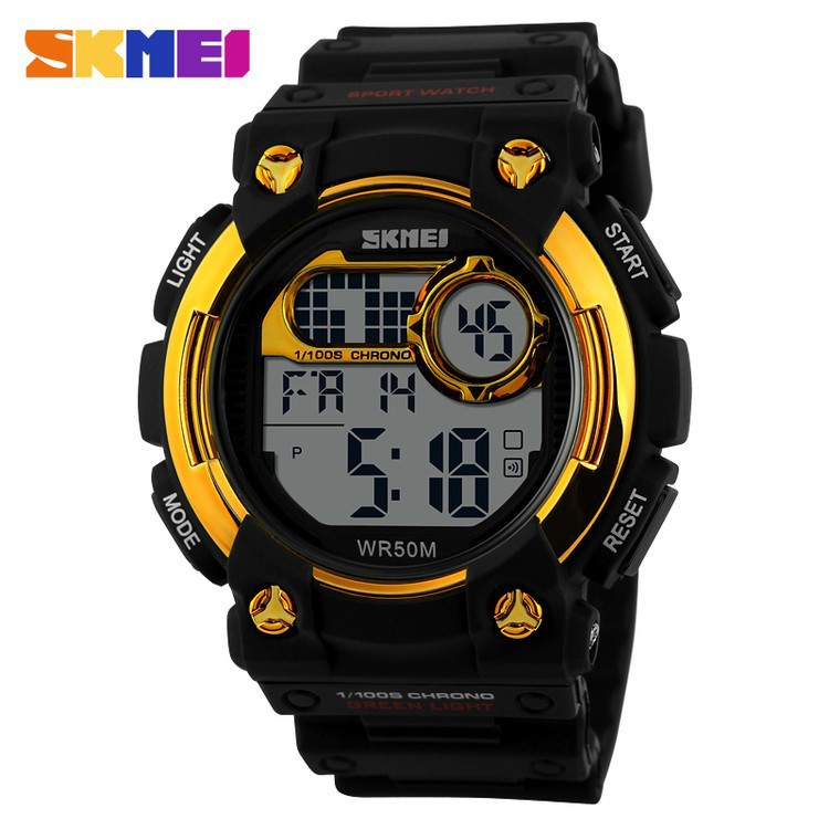 strong durable battery digital fashion sport