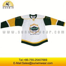 china manufacturer cheap hockey jersey team usa hockey jersey