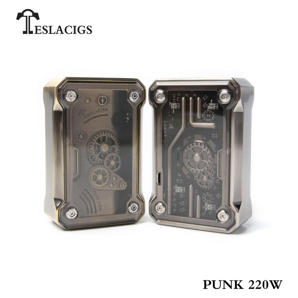 Teslacigs Manufactuer New Product Punk 220w