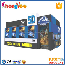 Exciting Motion 5D Cinema Manufacturer