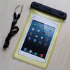 China supplier yellow pvc Tablet waterproof case for HP Slate 7 Plus for swimming