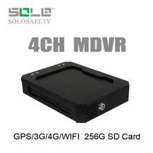 3g/ 4g real-time monitoring 2 channel mobile dvr