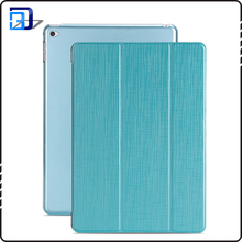 Ultra thin tablet case for ipad 9.7 pu leather flip cover case bulk buy from china