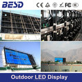 High brightness back service full color p8 p10 p16 large outdoor led signs screen display