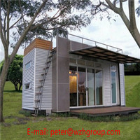 Elegant Portable Container House in Australia