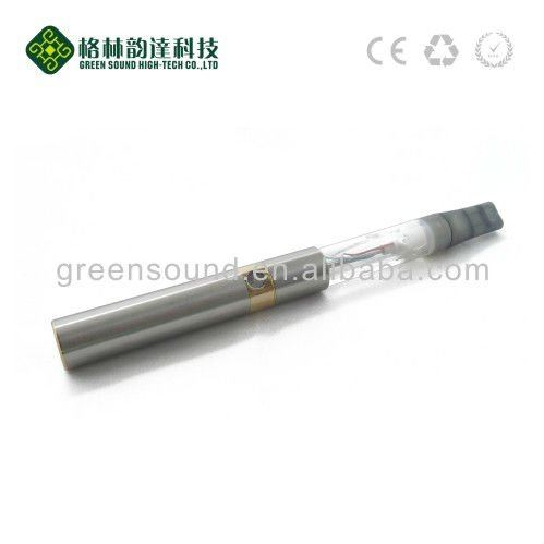 HOT!Patented Green Tank e cig starter kit,with clear atomizer