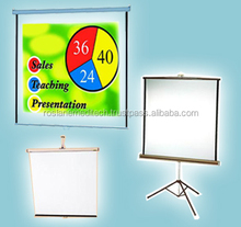 Projection Screen on Floor Stand / Projector Screen