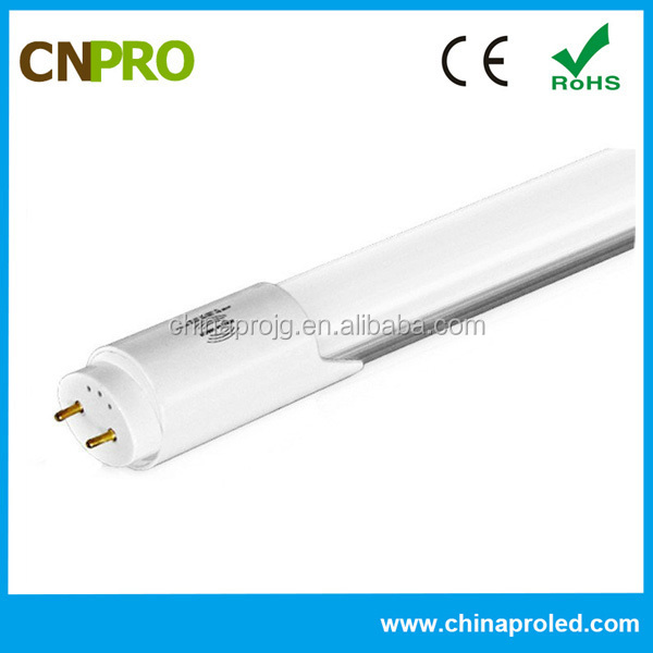 AC85-265V high quality 18w 1.2m t8 microwave led sensor tube