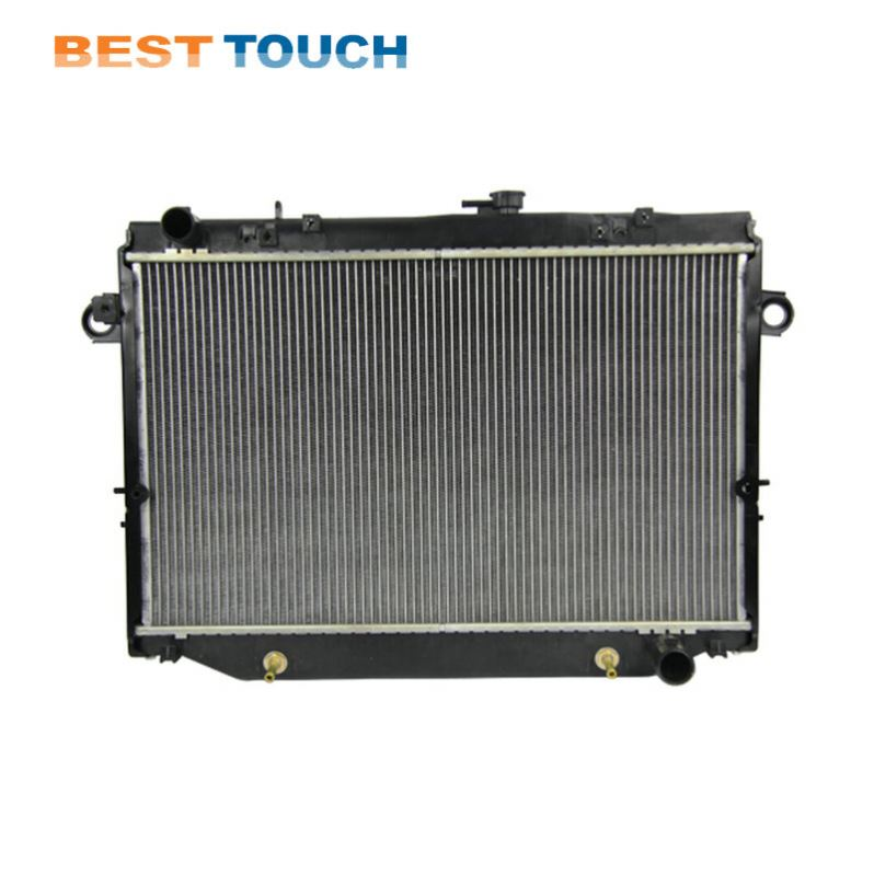 Hiace Sbv Van 8/95-11/03 Aluminum Aluminium Car Radiator For Toyota For Truck