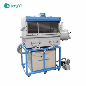Large Vacuum Glove Box (122W x 90H x 76D, cm) with Gas Purification System