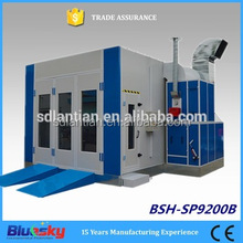 China supplier paint cabinet/out door spray booth/spray paint booth