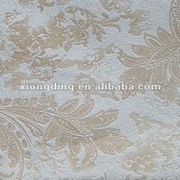 Popular car upholstery fabric manufacture