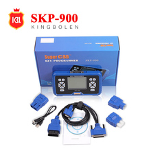100% Original SuperOBD SKP900 Auto Key Programmer V4.5 SKP 900 Key Programmer NO Tokens Limitation Support Almost All Cars