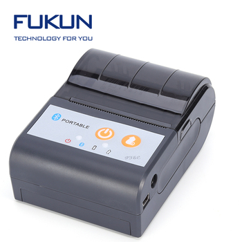 58mm mini mobile thermal receipt printer support Andriod/ios system