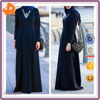2017 New Design Woman Dubai Abaya Wholesale High Quality Cheap Price