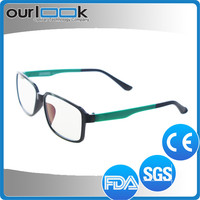 2015 TR90 Frame Blue Light Blocking PC Lens Rocawear Eyeglasses