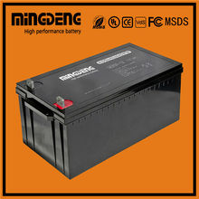 Pakistan market gel batteries 12v 150ah with great price