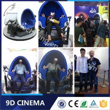 Guangzhou Double Entertainment Unit Most Popular Canton Fair Vr Cinema Simulator Vr Google Cardboard