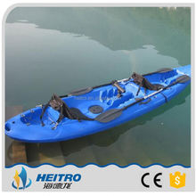 Factory Manufacturer Double Seat 2 Person Fishing Kayak