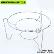 Cauldron rack shelf in the kitchen,Heat insulation pot frame table,Stainless steel Pot pad,Triangle wok stand