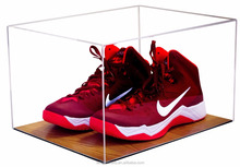 acrylic light box | acrylic boxes wholesale | acrylic display shoe box for nike shoe storage