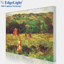 Edgelight AF45 fabric A3 light box with high quality passed on CE UL ROHS
