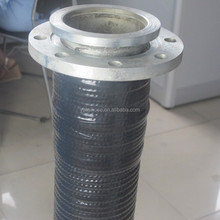 Steel Wire Spiral Flexible Joint Rubber Suction Hose