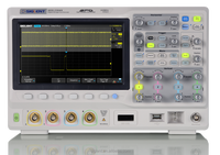 SIGLENT new SDS2204X Super Phosphor Oscilloscope, MSO function, Higher performance