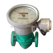 Digital oil Oval Gear Meter with Pulser, Digital Oval Gear Flow Meter, Heavy Oil Flow Meter