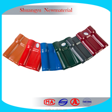 Synthetic Resin Roof Tile Spainish Plastic UPVC Roofing Tile