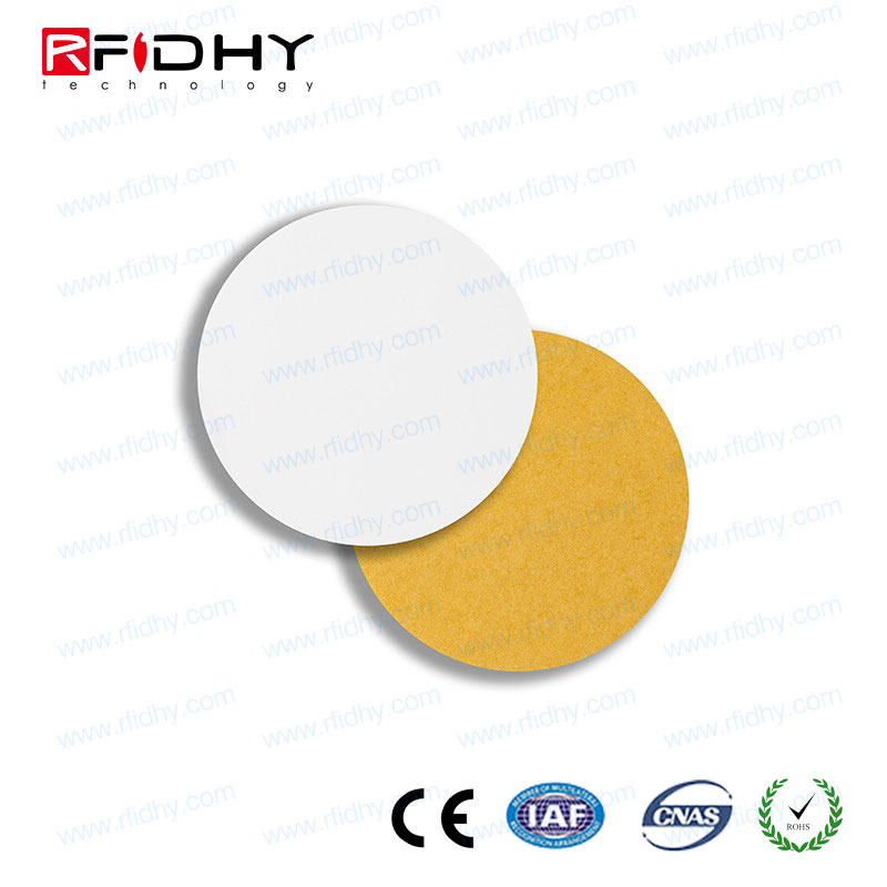 13.56mhz Type 2 PVC/PET/Paper NFC Tag With Ntag203 Chip