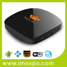 Quad Core Full HD 1080 Porn Video Android TV Box 4.4.2 Android TV Box Quad Core DVB-C Android TV Box
