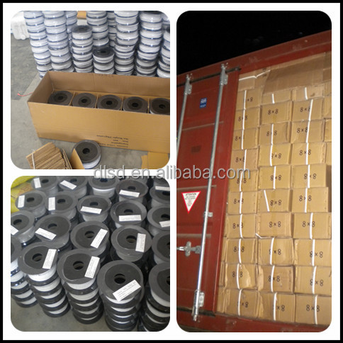 Oil-immersed (non) asbestos graphite packing -20~300 30MPa