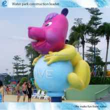 Used Water Park Equipment of Aqua Play for Kids Water Play(XPPS-030)