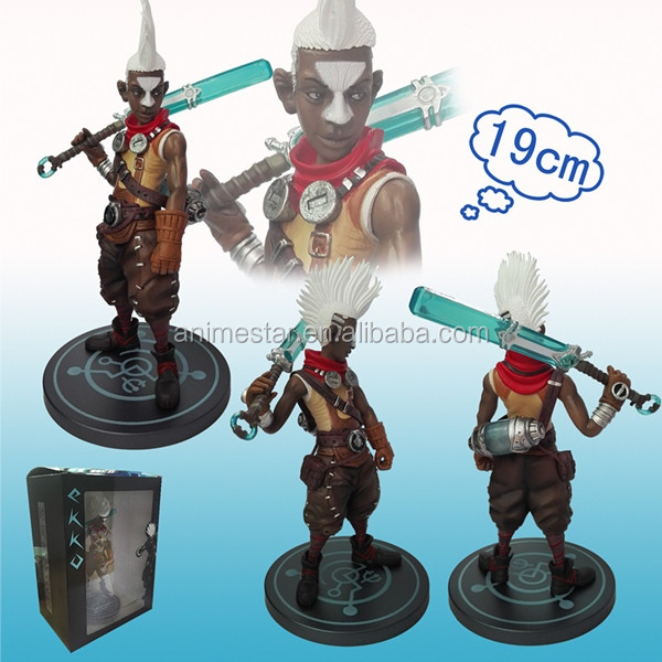 Wholesale League of Legends Anime PVC Figure New Design Action Figures