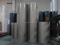 Unpressurized Bearing Type of Solar water heater reverse osmosis system for camps